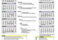 Total 2019 Calendar Year Working Days With 2018 District Walnut Township Local Schools