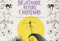 Ukrainian Christmas Coloring Pages With Amazon Com Art Of Tim Burton S The Nightmare Before