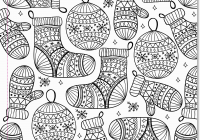 Ukrainian Christmas Coloring Pages With Ukraine New Intricate