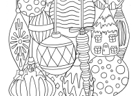 Ukrainian Christmas Coloring Pages With Ukraine Save Valid