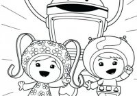 Umizoomi Coloring Page Team Coloring Pages Picture Team Umizoomi ..