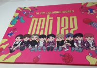 Unboxing] TO THE COLORING WORLD NCT 16 – YouTube – nct coloring book