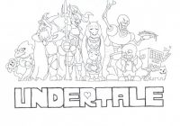 Undertale Coloring Book – Coloring Pages – undertale coloring book
