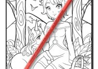 Unicorn Coloring Book | Free Unicorn Coloring Book Pages for Adults – jade summer coloring book
