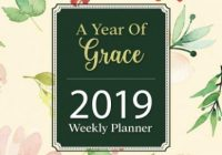 Used Book Buyback:16 Weekly Planner: A Year of Grace: A Year – 16 ..
