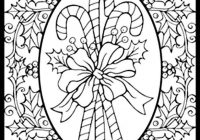 Very Hard Christmas Coloring Pages With 2018 Open