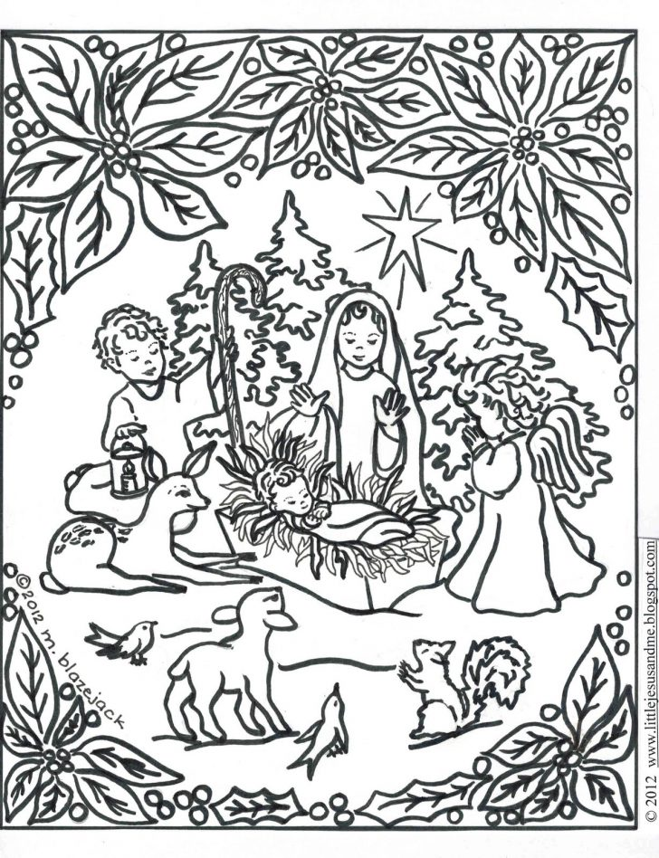 Permalink to Very Hard Christmas Coloring Pages