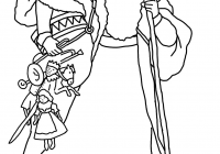 Vintage Christmas Coloring Pages With Fresh