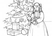Vintage Christmas Coloring Pages With IColor Kids