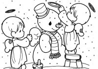 Xmas Coloring Book With Pages Are Great To Have Around At Christmas For