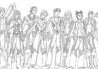 Xmen Coloring Pages 20 With Xmen Coloring Pages | Thejourneyvisvi ..