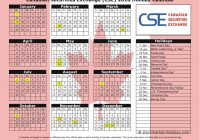 Year 2019 Calendar Canada With Canadian Securities Exchange 2018 Holidays CSE