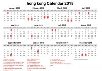 Year 2019 Calendar Hong Kong With October Template Etknlik Within