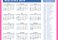 Yearly Calendar 18 With Malaysia Holidays Template | November 18 ..