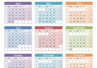 Yearly Printable Calendar 18 With Malaysia Holidays | October 18 ..
